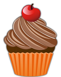 Hostoven Cupcake Icon