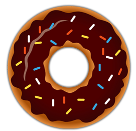 Hostoven Donut Icon