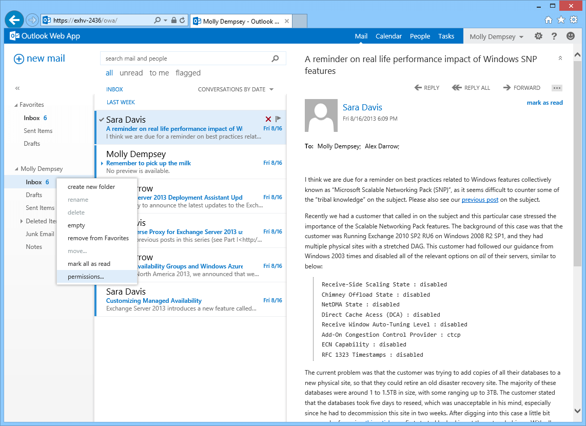 Outlook_Web_App_2013_screenshot