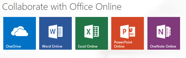 Office Online Apps